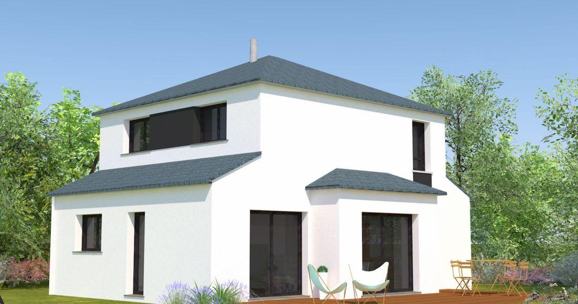 image Maison 104.93 m² avec terrain à TORCE (35)