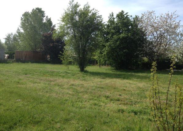Photo du terrain à bâtir de 720 m² <br><span>COUSSAY-LES-BOIS(86)