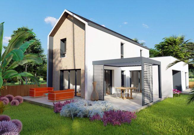 Maison 115 m² avec terrain à ORVAULT (44)
