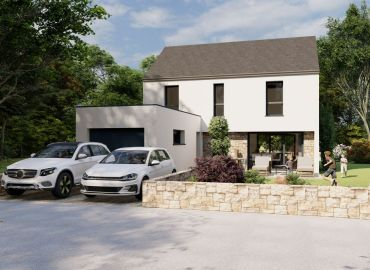 image Maison 125 m² avec terrain à QUILLY (44)