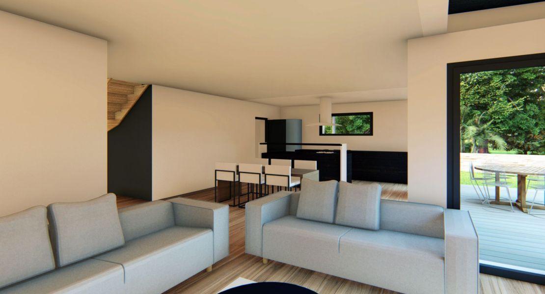 image Maison 150 m² avec terrain à PETIT-MARS (44)