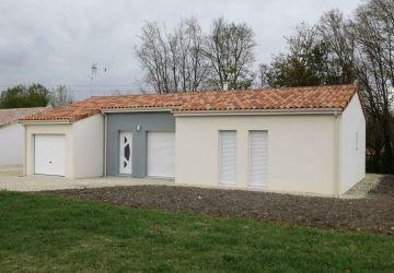 Modèle de maison Modèle de 83.27 m² à 166 200,00 €