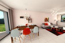 image miniature Maison 95.63 m² avec terrain à PAUCOURT (45)