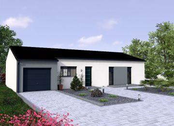 Modèle de maison BERYL M