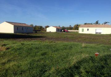 image terrain Terrain à bâtir de 438 m² à MARDIE (45)