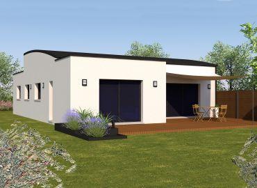 image offre-terrain-maison Maison 104.32 m² avec terrain à PIPRIAC (35)