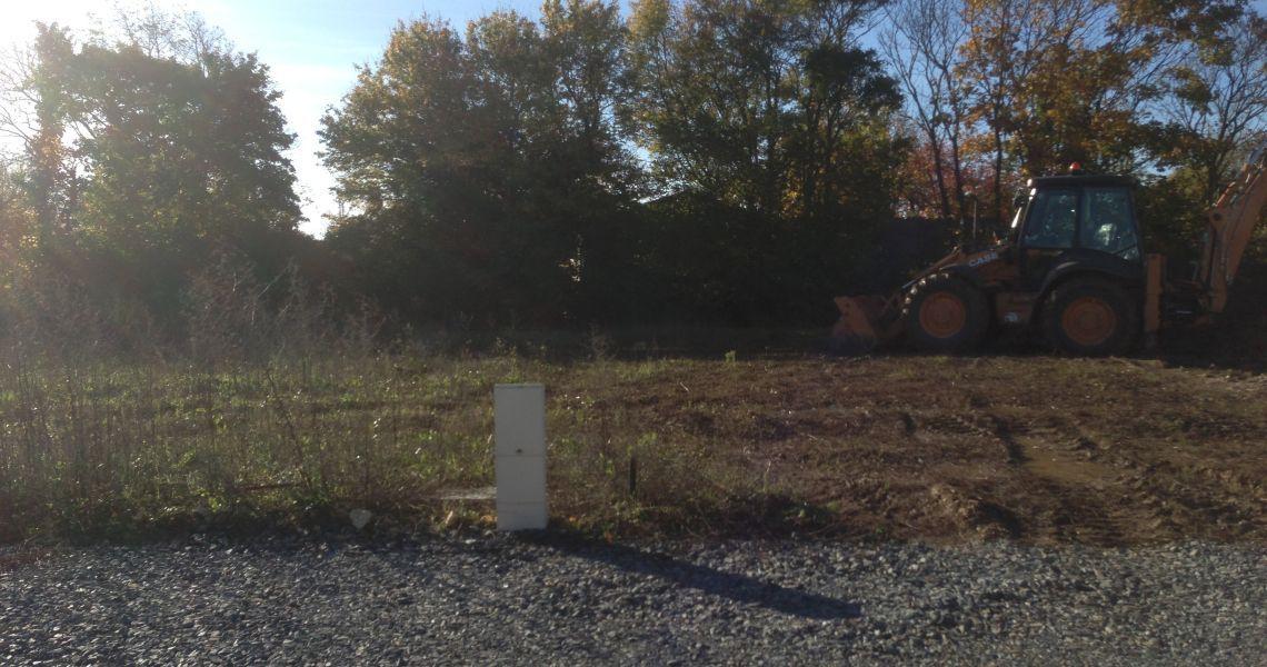image Terrain à bâtir de 1300 m² à SAINT-GONDON (45)