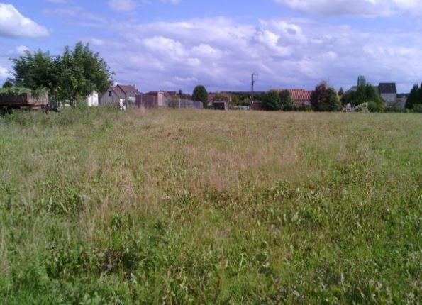 Photo du terrain à bâtir de 1585 m² <br><span>SAINT-SAUVEUR(86)