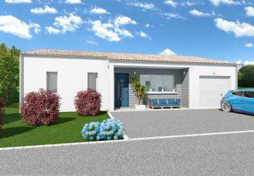 Image du modèle de maison TENDANCE 1