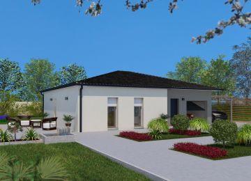 Modèle de maison CRISTAL M