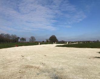Photo du terrain à bâtir de 450 m² <br><span>VARZAY(17)