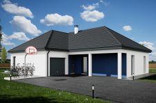 image miniature Maison 90.15 m² avec terrain à OUZOUER-SUR-TREZEE (45)