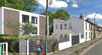 Photo de la maison 5CH de 124m²<br> à IVRY-SUR-SEINE (94)