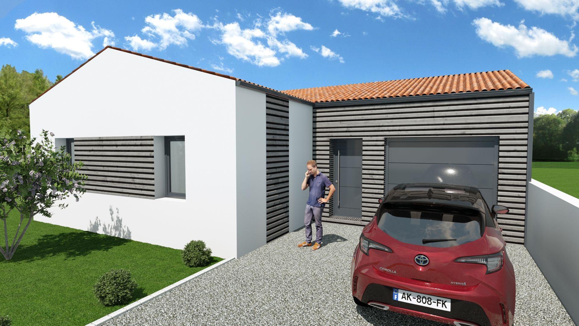 Photo de la maison n°7 de 80 m² à SAINTES