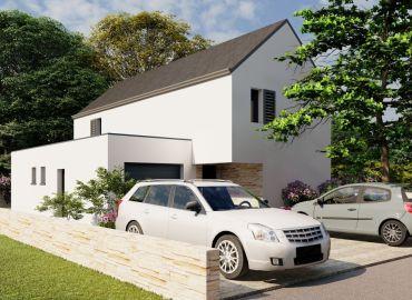 image Maison 140 m² avec terrain à VIGNEUX-DE-BRETAGNE (44)