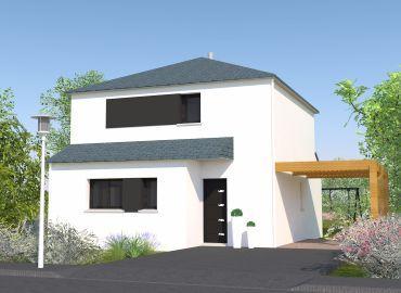 image offre-terrain-maison Maison 104.93 m² avec terrain à PIPRIAC (35)