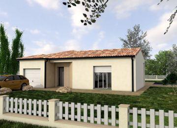 Modèle de maison TOPAZE T