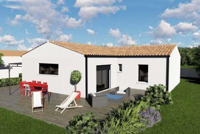 image offre-terrain-maison Maison 93.56 m² avec terrain à LES BILLAUX