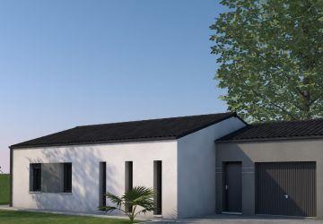 Modèle de maison Modèle de 67.66 m² à 159 300,00 €