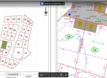 Terrain à bâtir de 399 m² à GUIGNEN (35)