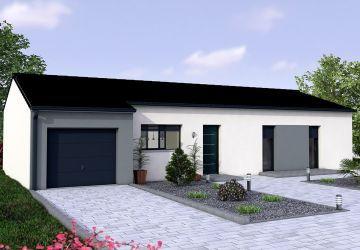 Modèle de maison BERYL M 3CH 88