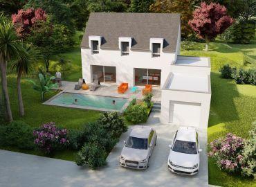 image Maison 135 m² avec terrain à MUZILLAC (56)