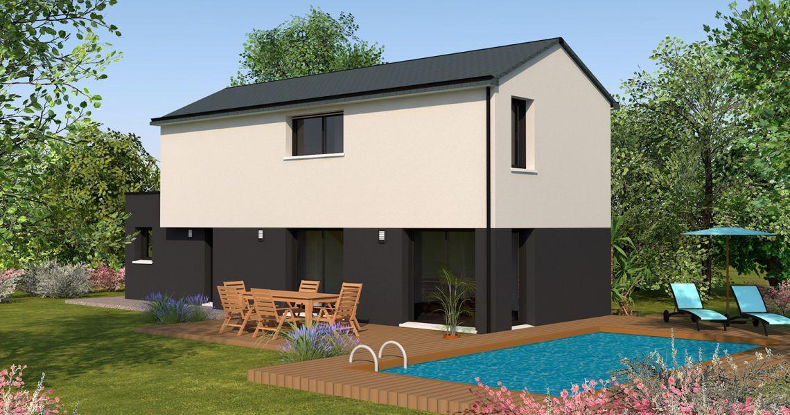 image Maison 99.85 m² avec terrain à LA RICHARDAIS (35)