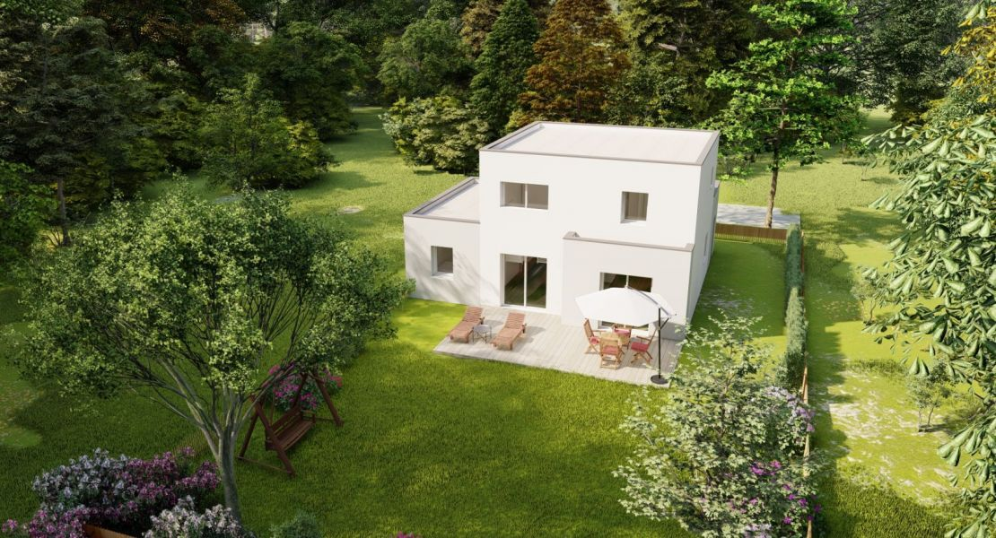 image Maison 115 m² avec terrain à DONGES (44)