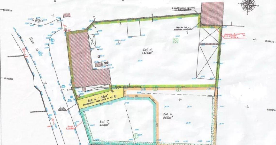 image Maison 104.76 m² avec terrain à BOUILLY-EN-GATINAIS (45)