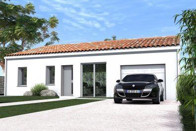 image offre-terrain-maison Maison 106.5 m² avec terrain à LES BILLAUX