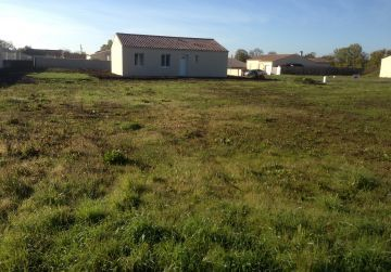 image terrain Terrain à bâtir de 473 m² à SARAN (45)