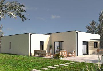 Modèle de maison Modèle de 92.73 m² à 190 000,00 €