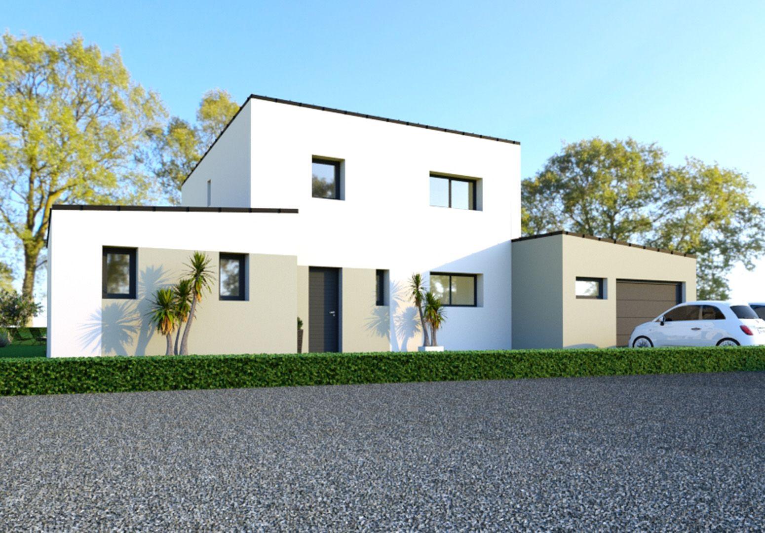Image du modèle de maison CHEVAIGNÉ 4CH 123