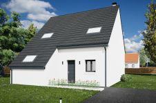 image miniature Maison 104.76 m² avec terrain à JARGEAU (45)