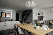 image miniature Maison 105.07 m² avec terrain à LA CHAPELLE-SAINT-MARTIN-EN-PLAINE (41)