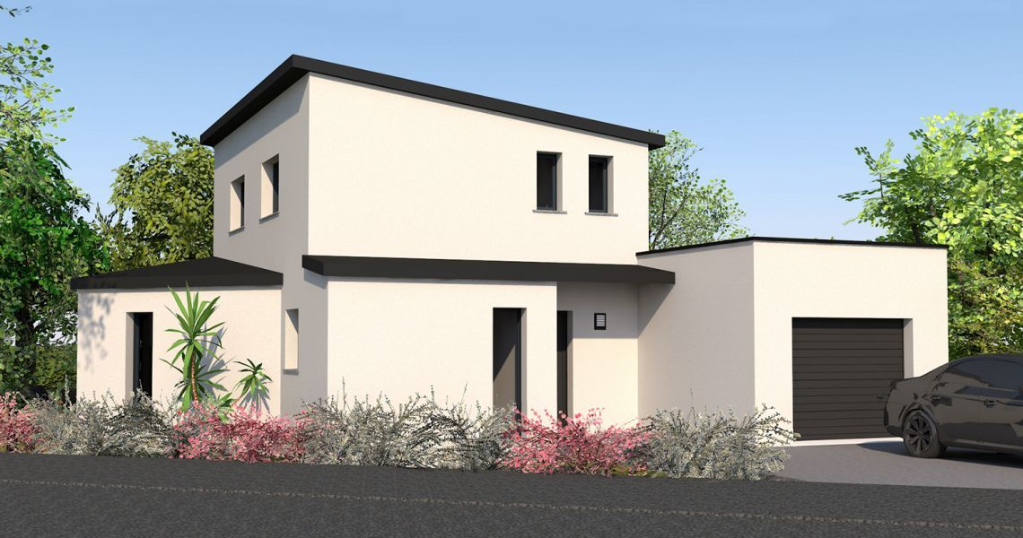 image Maison 107.46 m² avec terrain à GOSNE (35)