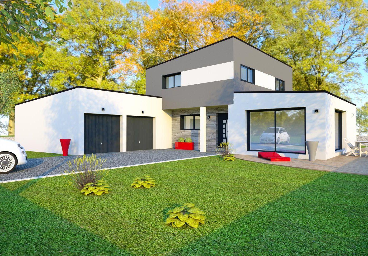 Image du modèle de maison ERQUY 5CH 165