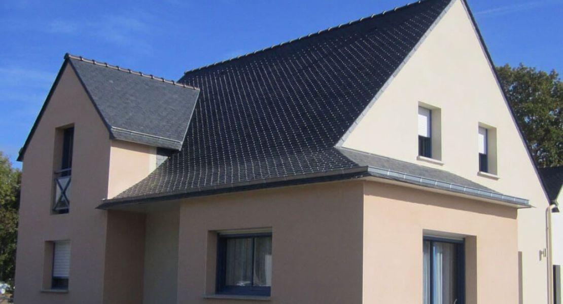 image Livraison d'une construction de maison neuve à PEAULE (56)