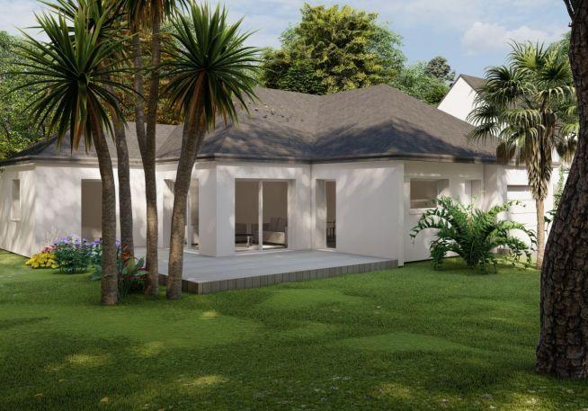 Maison 105 m² avec terrain à CHALLANS (85)