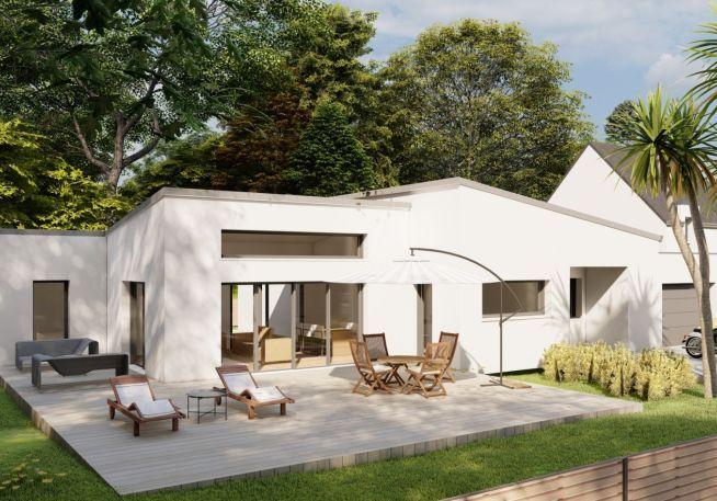 Maison 120 m² avec terrain à MUZILLAC (56)