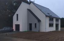 image Livraison d'une construction de maison neuve à HERBIGNAC (44)