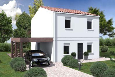 image offre-terrain-maison Maison 82.74 m² avec terrain à LES BILLAUX