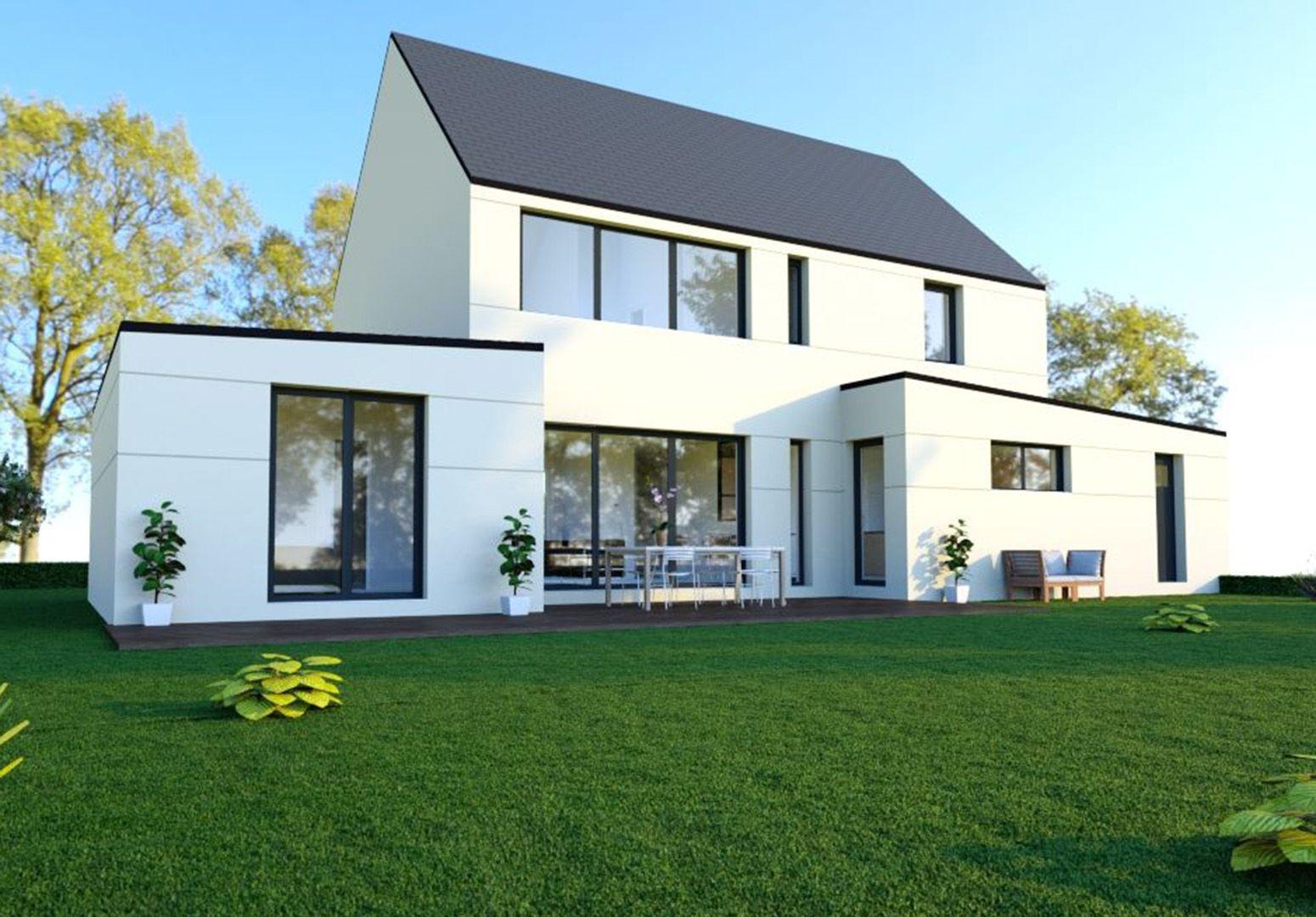 Image du modèle de maison SAINT-BRIEUC 3CH 140