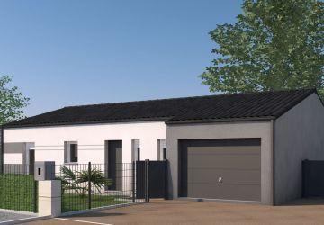 Modèle de maison Modèle de 81.02 m² à 133 000,00 €