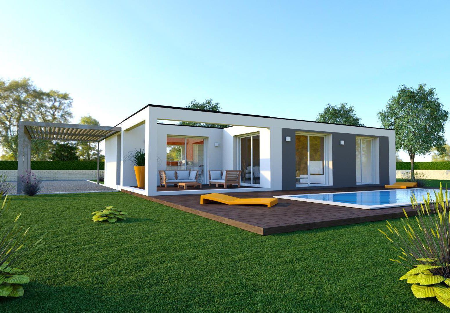 Image du modèle de maison BREAL 3CH 100