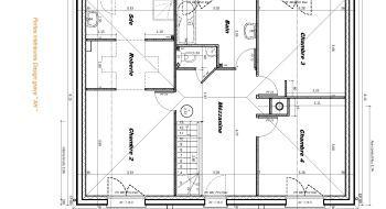 Photo de la maison 4CH de 150m²<br> à SAINTE-GENEVIEVE-DES-BOIS (91)