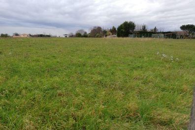 image terrain Terrain de 345 m² à VILLEGOUGE (GIRONDE - 33)