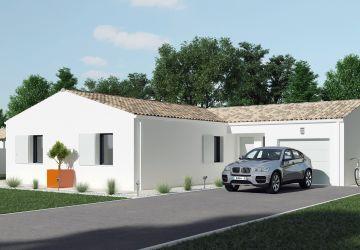 Image du modèle de maison MODERNA