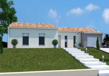 Modèle de maison TAHITI 3CH 92 T