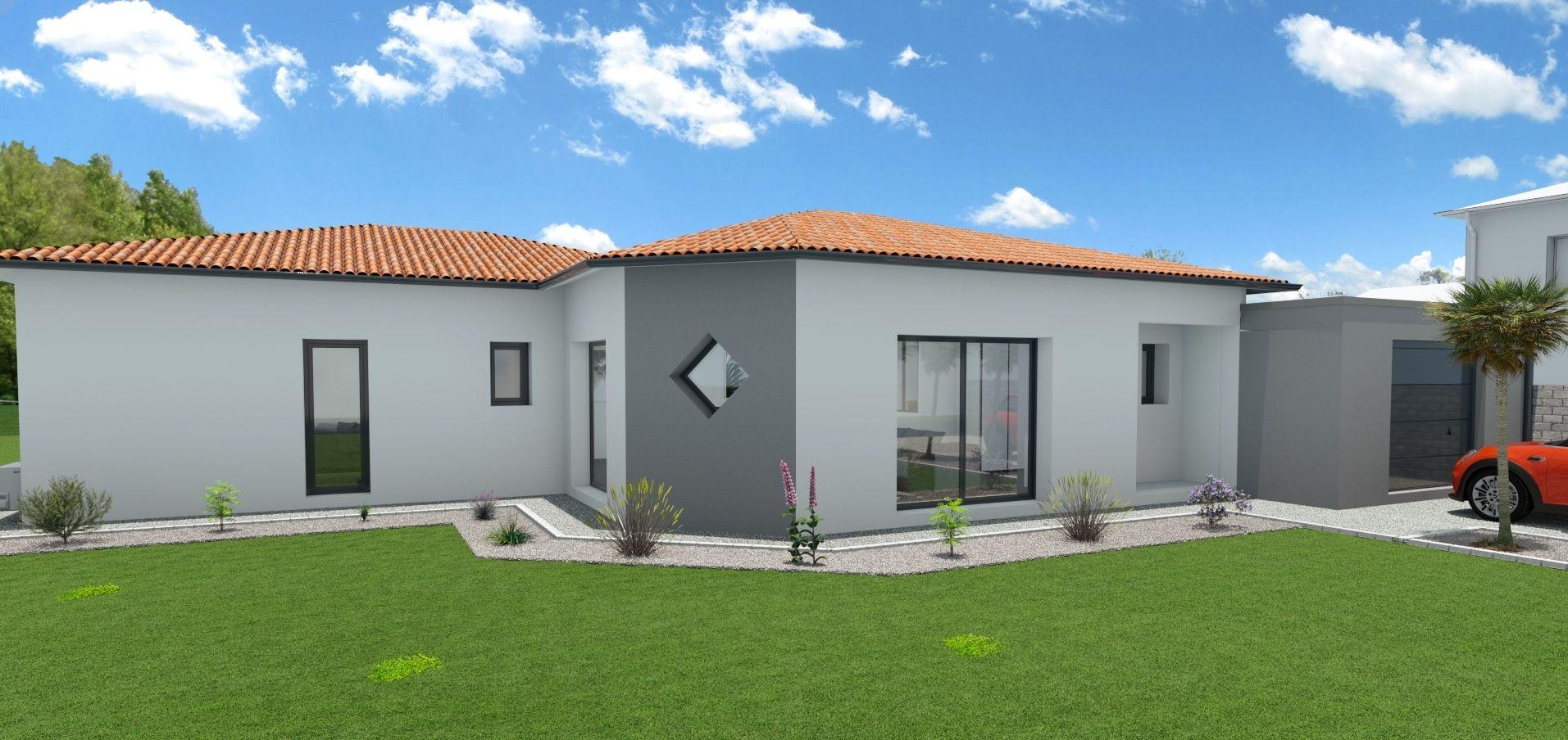 Photo de la maison n°3 de 127 m² à SAINTES